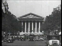 Concorde-Platz, Paris, 1928